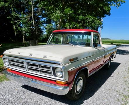 1971 Ford F-100 for sale in Dayton, OH