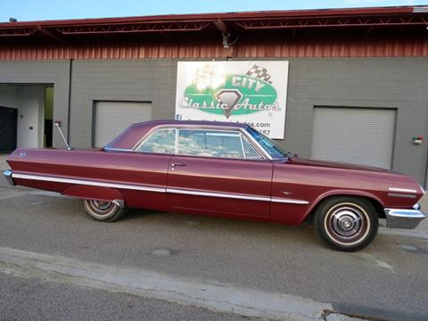 1963 Chevrolet Impala for sale in Dayton, OH