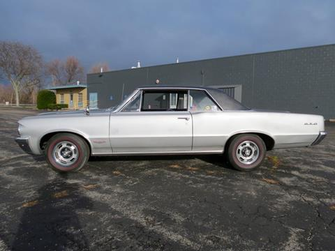 Worksheet. 1964 Pontiac GTO For Sale  Carsforsalecom