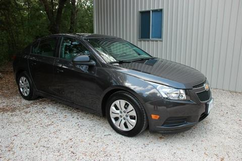 2014 Chevrolet Cruze for sale in Georgetown, TX