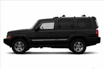 2007 Jeep Commander for sale at LoneStar Automotive in Las Vegas NV