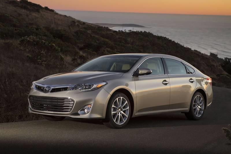 2014 Toyota Avalon for sale at LoneStar Automotive in Las Vegas NV