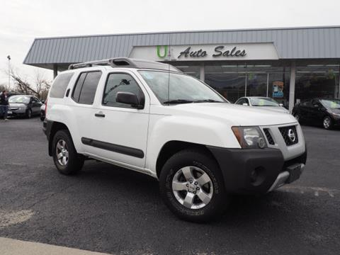 2011 Nissan Xterra for sale in Deptford NJ