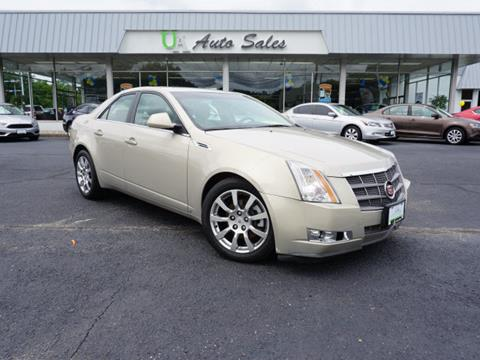 2009 Cadillac CTS for sale in Deptford NJ