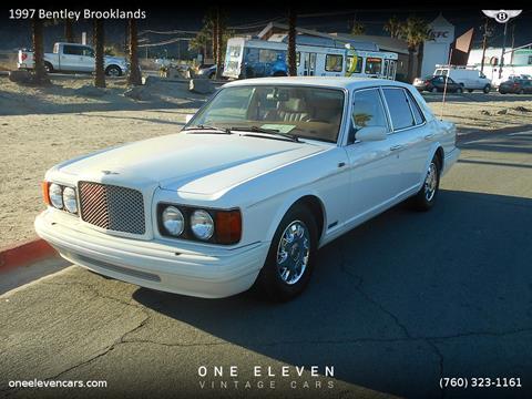 1997 Bentley Brooklands for sale in Palm Springs, CA