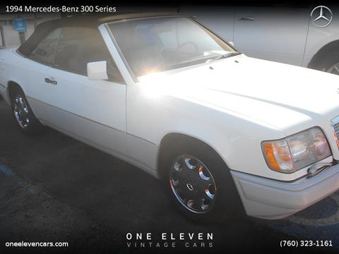 1994 Mercedes-Benz E-Class for sale in Palm Springs, CA