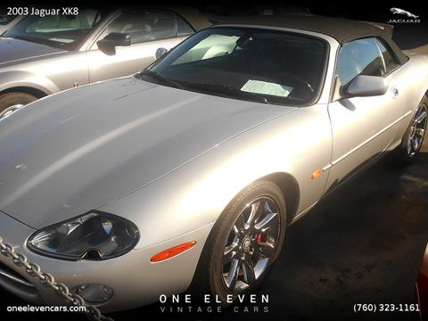 2003 Jaguar XK-Series for sale in Palm Springs, CA