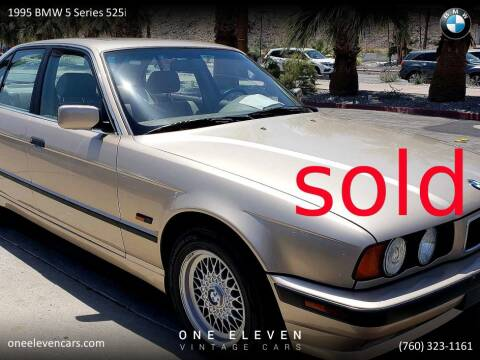 BMW Palm Springs >> 1995 Bmw 5 Series For Sale In Palm Springs Ca