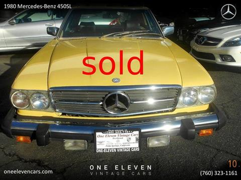 1980 Mercedes-Benz 450-Class for sale in Palm Springs, CA