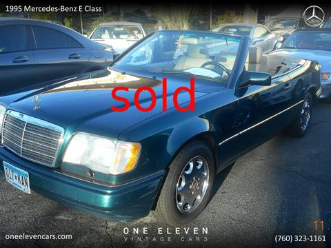 1995 Mercedes-Benz E-Class for sale in Palm Springs, CA