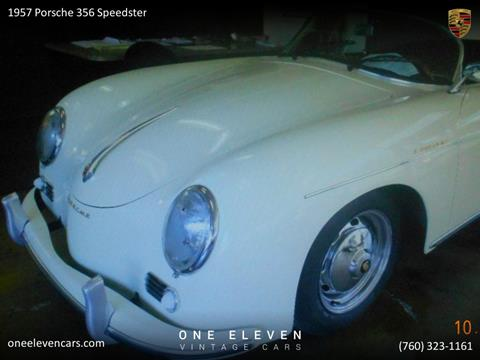 1957 Porsche 356 Speedster for sale in Palm Springs, CA