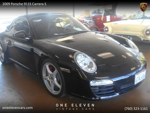 2009 Porsche 911 for sale in Palm Springs, CA