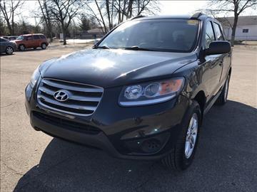 2012 Hyundai Santa Fe For Sale Michigan