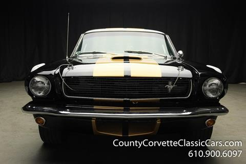 1966 Shelby n/a