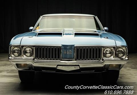 1970 Oldsmobile 442 for sale in West Chester, PA