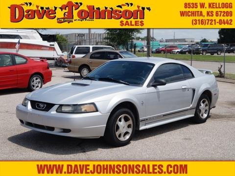 2001 Ford Mustang for sale in Wichita, KS