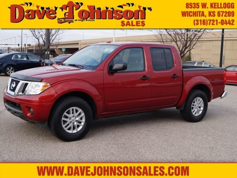 2017 Nissan Frontier For Sale At Dave Johnson Sales In Wichita KS