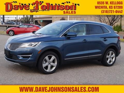 2018 Lincoln MKC for sale at Dave Johnson Sales in Wichita KS