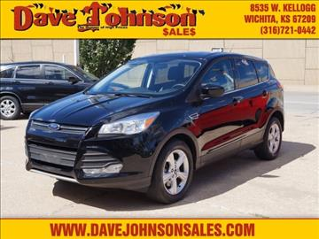 2016 Ford Escape for sale in Wichita, KS