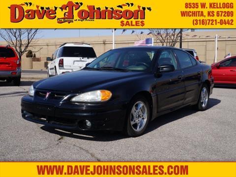 2002 Pontiac Grand Am for sale in Wichita, KS
