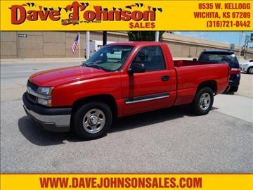 2004 Chevrolet Silverado 1500 for sale in Wichita, KS