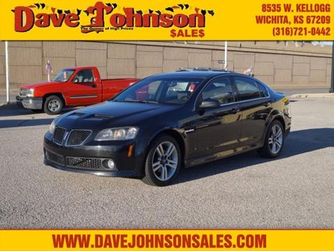 2009 Pontiac G8 for sale in Wichita, KS