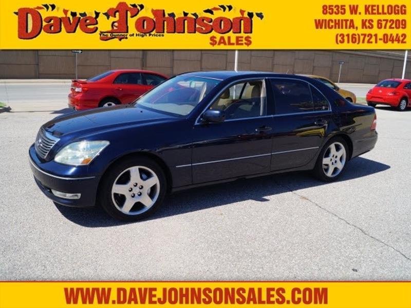 2006 Lexus LS 430 For Sale At Dave Johnson Sales In Wichita KS