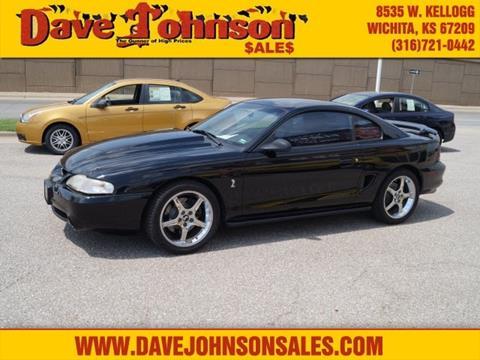 used 1994 ford mustang svt cobra for sale carsforsale com® 1975 Ford Mustang 1994 ford mustang svt cobra for sale in wichita, ks