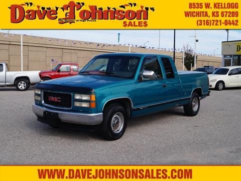 1994 GMC Sierra 1500 for sale in Wichita, KS