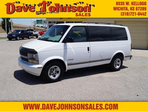 1997 Chevrolet Astro for sale in Wichita, KS