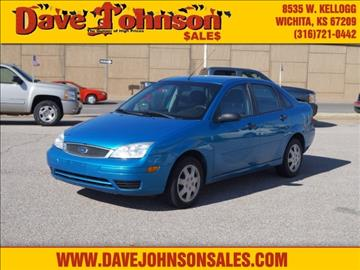 2007 Ford Focus for sale in Wichita, KS