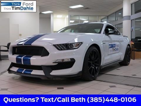 2017 Ford Mustang for sale in Spanish Fork, UT