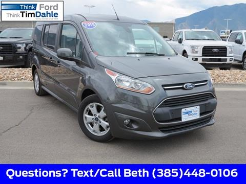2015 Ford Transit Connect Wagon for sale in Spanish Fork, UT
