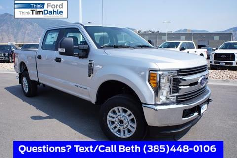 2017 Ford F-250 Super Duty for sale in Spanish Fork, UT