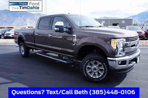 2017 Ford F-350 Super Duty for sale in Spanish Fork, UT