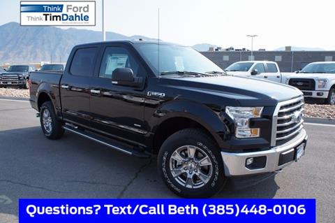 2017 Ford F-150 for sale in Spanish Fork, UT