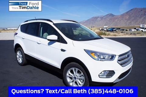 2018 Ford Escape for sale in Spanish Fork, UT