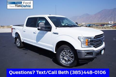 2018 Ford F-150 for sale in Spanish Fork, UT