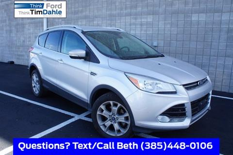 2014 Ford Escape for sale in Spanish Fork, UT