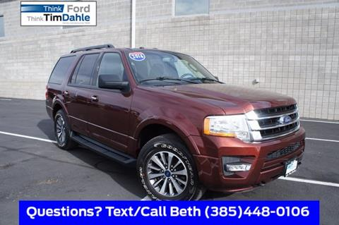 2016 Ford Expedition for sale in Spanish Fork, UT
