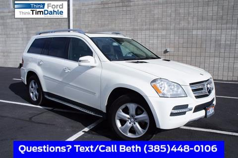 2012 Mercedes-Benz GL-Class for sale in Spanish Fork, UT