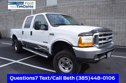 2000 Ford F-250 Super Duty for sale in Spanish Fork, UT