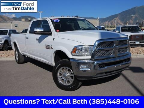 2015 RAM Ram Pickup 2500 for sale in Spanish Fork, UT