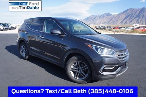 2017 Hyundai Santa Fe Sport for sale in Spanish Fork, UT