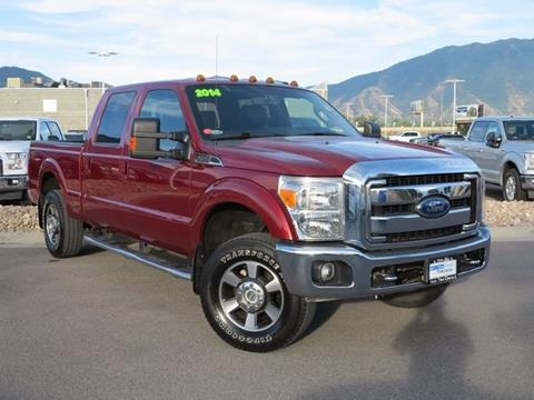 2014 Ford F-250 Super Duty for sale in Spanish Fork, UT