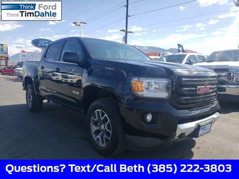 2015 GMC Canyon for sale in Spanish Fork, UT