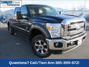 2015 Ford F-250 Super Duty for sale in Spanish Fork, UT