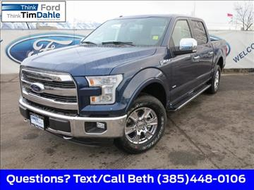 2016 Ford F-150 for sale in Spanish Fork, UT
