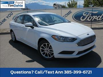2017 Ford Fusion for sale in Spanish Fork, UT