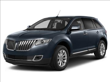 2013 Lincoln MKX for sale in Spanish Fork, UT